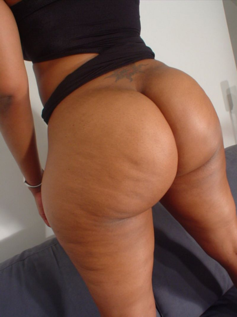 Big Butt Ass Black