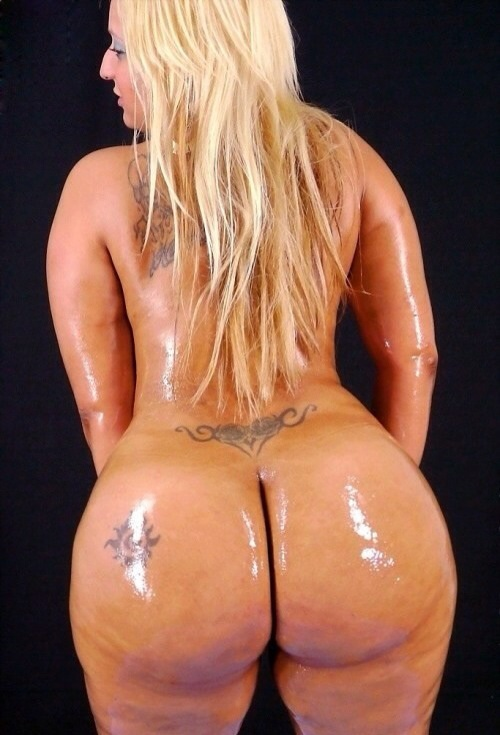 Oily booty
